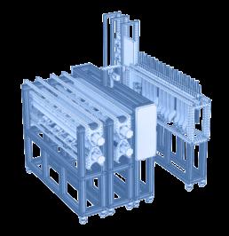 WEAV3D Machine